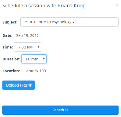 schedule-a-session